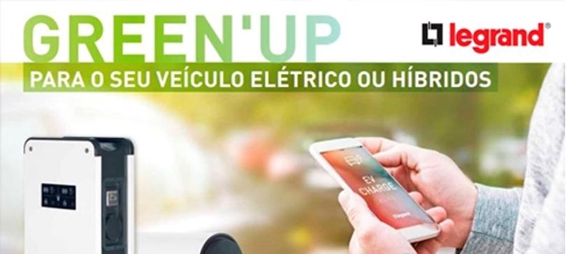 Green UP - Para veículos eléctricos ou híbridos
