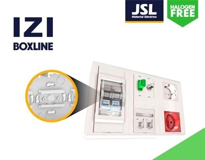 Gama IZI BoxLine - Postos de Trabalho da JSL