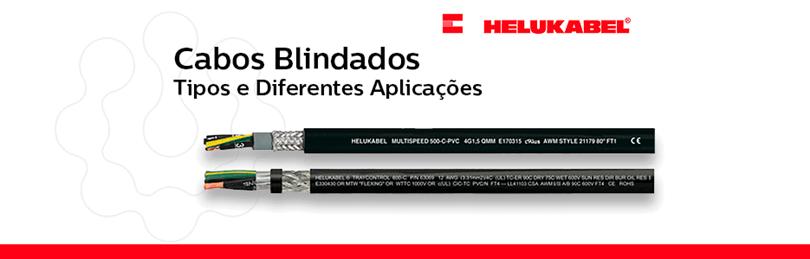 Cabos blindados – tipos e diferentes aplicações : Helukabel