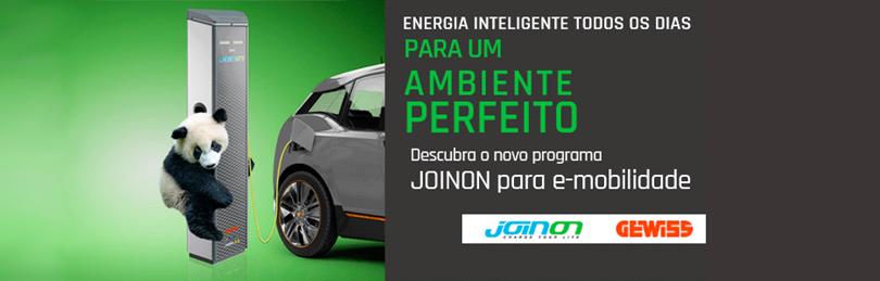 JOINON - O novo programa de e-mobilidade da Gewiss
