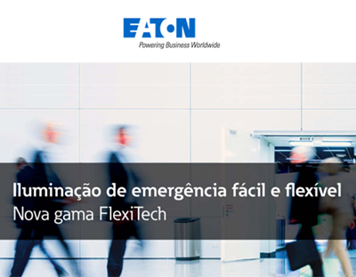 Gama Flexitech  da Eaton