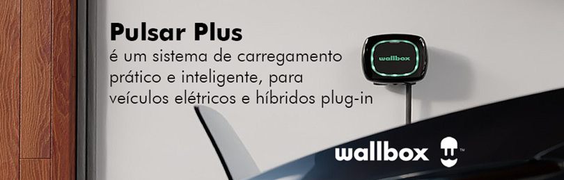 Pulsar Plus - Carregador de Parede da Wallbox