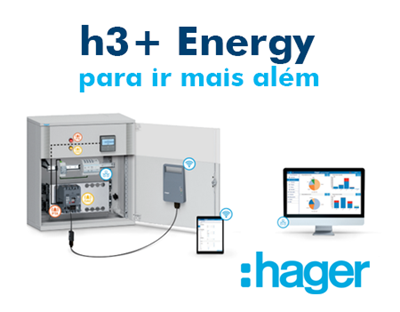 Disjuntores e interruptores gerais h3+ - Hager