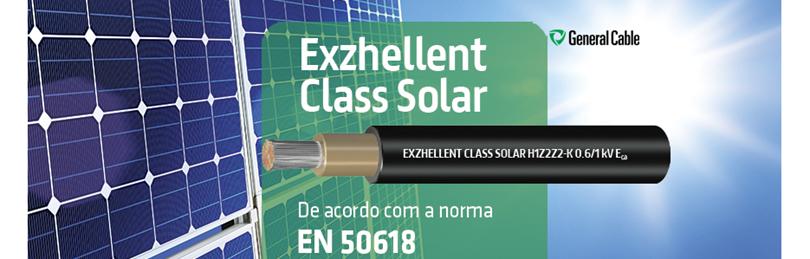 Cabo Exzhellent Class Solar da General Cable